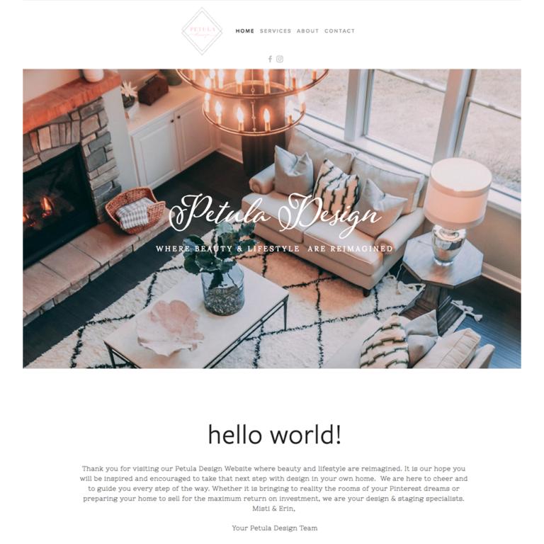 petuladesign.com