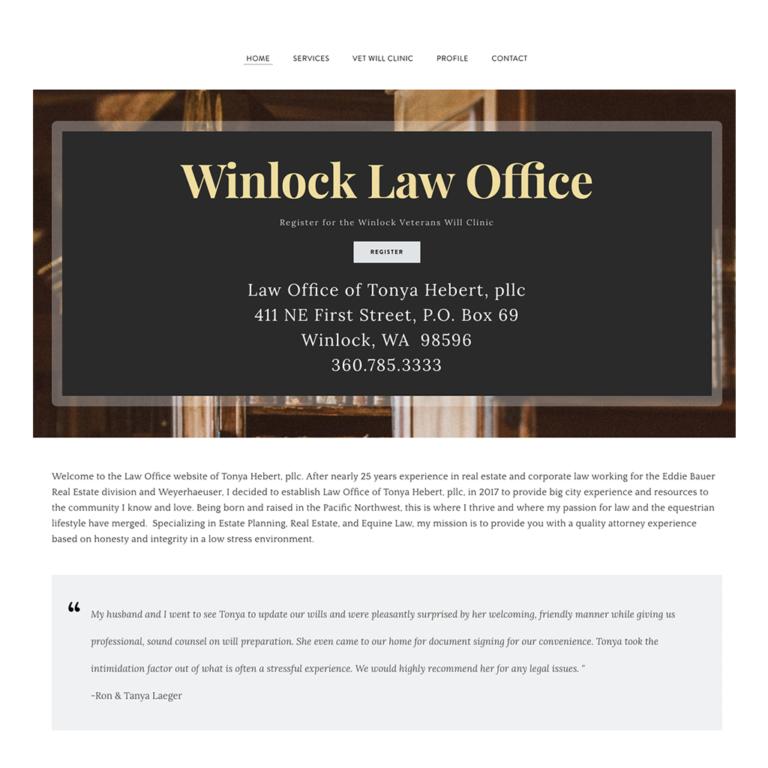 winlocklaw.com
